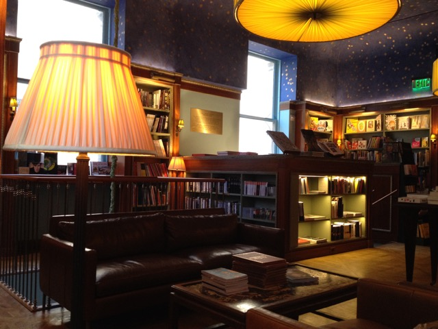 Marcel Proust Reading Room at Albertine